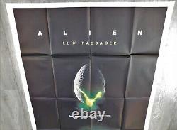 Alien Poster Original Poster 120x160cm 4763 1979 Ridley Scott S. Weaver