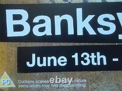 Banksy Vs Bristol Museum, Poster, Poster