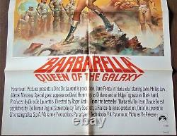 Barbarella Original Display Us 68x104cm Poster One Sheet 2741
