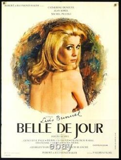 Beautiful Day Rar Poster Manifesto Original French Poster