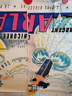 Displays Arlatte Sogno Original French Poster