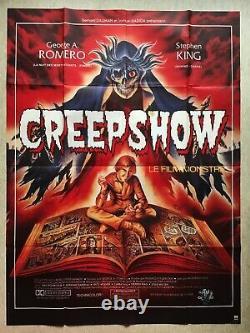 Displays Movie Creepshow (eo 1981) George Romero's Original Vintage Poster