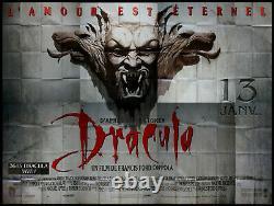 Dracula Original Cinema Poster 400 X 300 CM Movie Poster Francis Ford Coppola