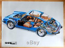 Original Porsche Shows First Post 1978 Porsche 911 Sc Porsche 911 Sc