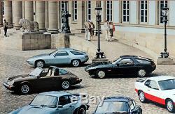 Original Porsche Shows Post 1979 Family Sports Car