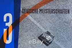 Original Porsche Shows Post 3 German Meisterschaften 1956 356 Rare