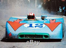 Original Porsche Shows Post Targa Florio 1970 908 Legend Jo Siffert