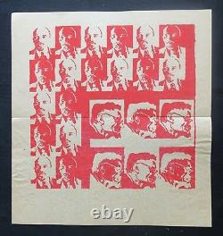 Original Poster May 68 Lenine Trotsky Poster May 1968 255
