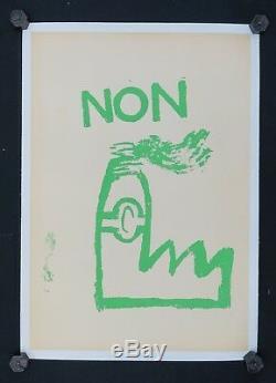 Original Poster May 68 No Cigar Capital Factory Post May 1968 221