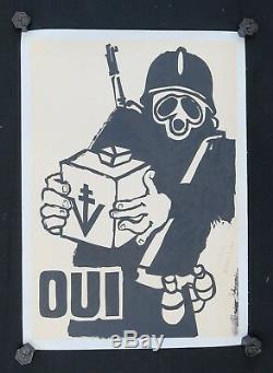 Original Poster May 68 Yes Crs Urn Post May 1968 220