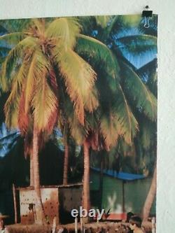 Original Travel Poster, Poster Venezuela Sinamaica