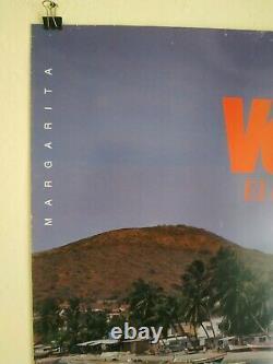 Original Travel Poster, Venezuela Margarita Poster