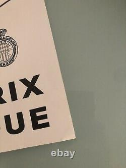 Poster Original Poster 5th Monaco Grand Prix Historical Formula 1 F1 2006