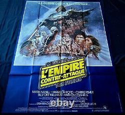 The Empire Counterattack Original Poster 120x160cm Poster One Sheet 47 63