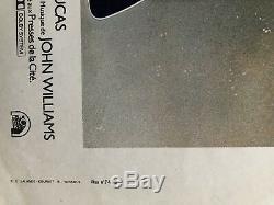 The Star Wars / Star Wars / 40x60 / Displays / Post / Original 77