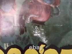 20,000 Leagues Under The Sea 1955 Affiche Original Poster Us