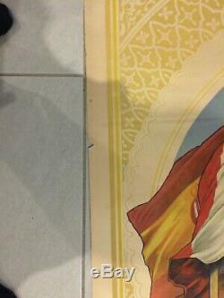 Affiche Devambez 1920 Emprunt Algerie Tunisie Original French Poster