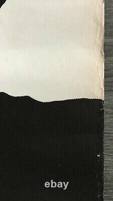 Affiche Originale BLACK PANTHER PARTY BOBBY SEALE 1970 Poster Simone De Beauvoir