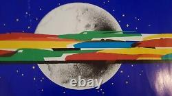 Affiche originale Vintage 24 H DU MANS Race Poster 1974 signée JACQUELIN num 989
