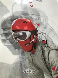 Affiche originale de F1 Grand Prix de Monaco 2002