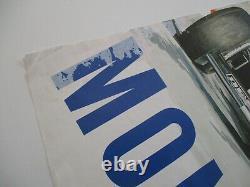 Ao954 F1 Original Affiche 42eme Grand Prix De Monaco 1984 Etat Moyen