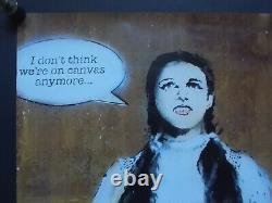 Banksy Vs Bristol Museum, Poster, Affiche