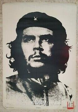 Che Guevara, Revolution Press Original poster/affiche ancienne sérigraphie 70