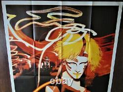 Liquid Sky Affiche ORIGINALE Italie POSTER One Sheet 100x140cm 3955
