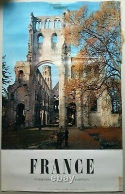 Normandie Lot de 16 affiches anciennes tourisme/original travel posters