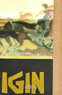 Original Affiche Poster Film Movie Nofretete Reine Du Nil 1961