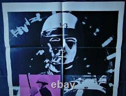 THX 1138 Affiche US ORIGINALE 68x104 cm POSTER One Sheet 27 41 George Lucas