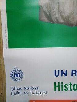 Travel Original Poster Affiche Originale Italie